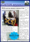 PCS Euston Branch Newsletter Autumn 2009